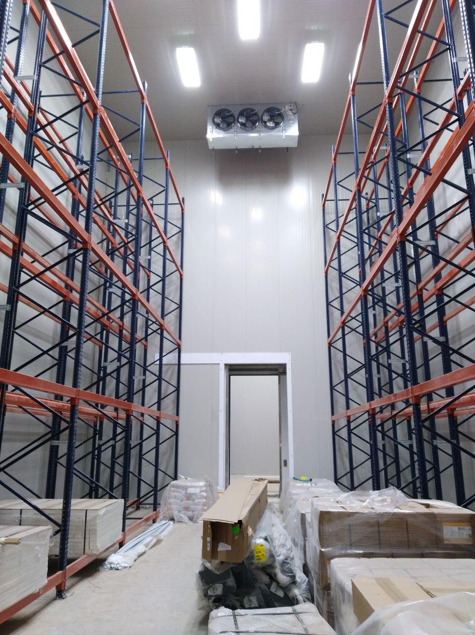 industrial refrigeration processes