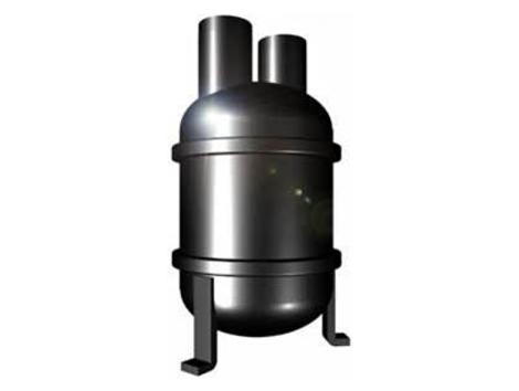 Acumulators - Industrial and comercial refrigeración equipment