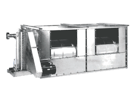 CF  Industrial Evaporator Series - Industrial and comercial refrigeración equipment