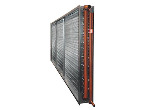 Condenser - Industrial and comercial refrigeración equipment
