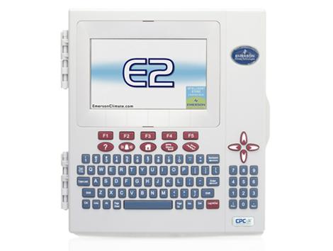 E2 Controller - Industrial and comercial refrigeración equipment