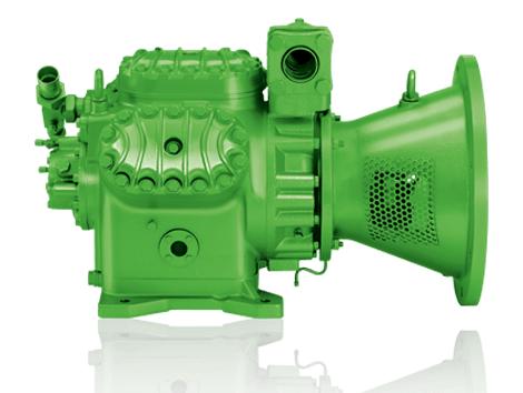 Reciprocating Compressors - Industrial and comercial refrigeración equipment