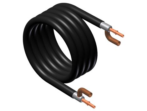 Double Wall Condenser Coils - Industrial and comercial refrigeración equipment