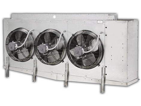 DT / DTX Industrial Evaporator Series - Industrial and comercial refrigeración equipment