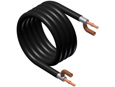 Desuperheater Coils - Industrial and comercial refrigeración equipment