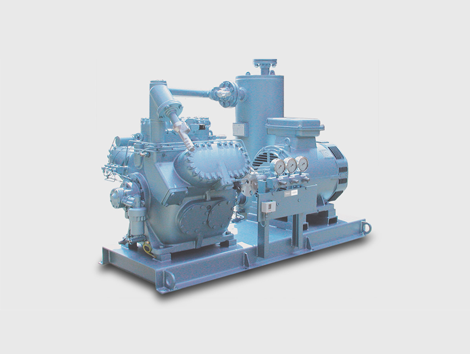 Packaged Piston Compressor Systems - Industrial and comercial refrigeración equipment