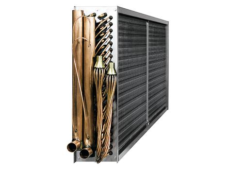 Evaporator - Industrial and comercial refrigeración equipment