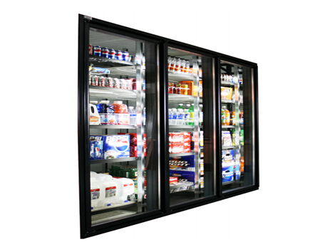 Eco Door - Industrial and comercial refrigeración equipment