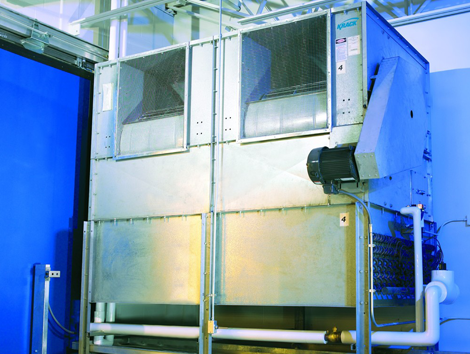 FL  Industrial Evaporator Series - Industrial and comercial refrigeración equipment