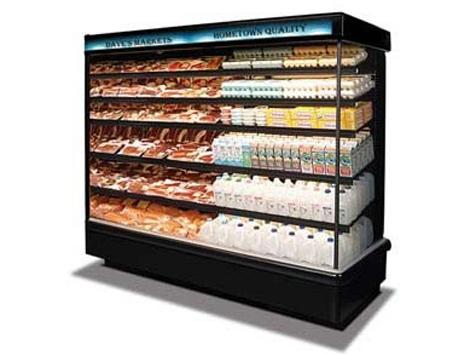 Gabinetes para Lácteos y Quesos - Equipos de Refrigeración Industrial