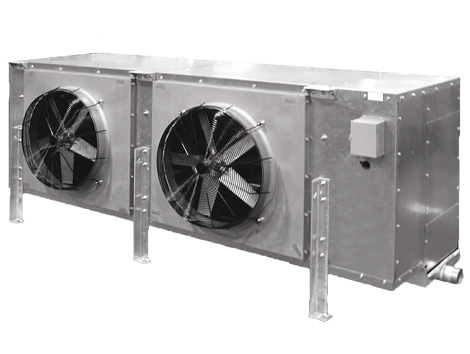 PC  Industrial Evaporator Series - Industrial and comercial refrigeración equipment