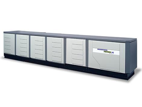 Unidad con 8 Compresores Protocol - Equipos de Refrigeración Industrial
