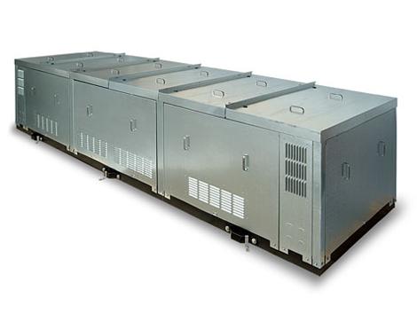 Protocol OLP Unidad de bajo perfil para exteriores - Equipos de Refrigeración Industrial