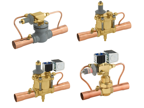 Refrigeration Regulators - Industrial and comercial refrigeración equipment