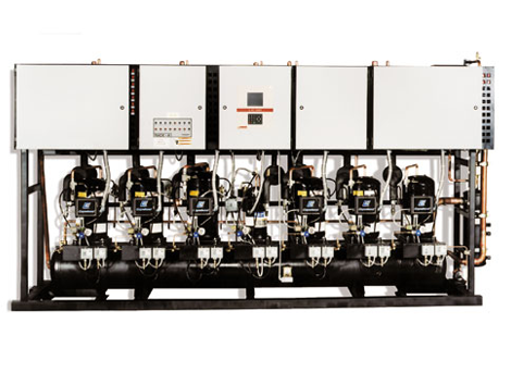Parallel Compressor Systems - Industrial and comercial refrigeración equipment
