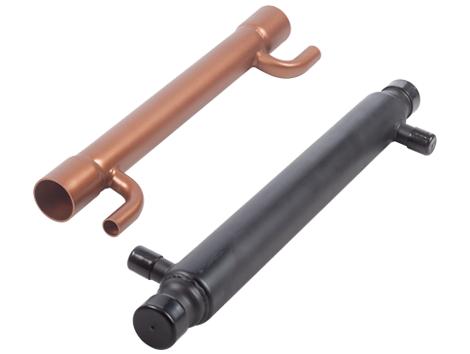 Heat Exchangers - Industrial and comercial refrigeración equipment