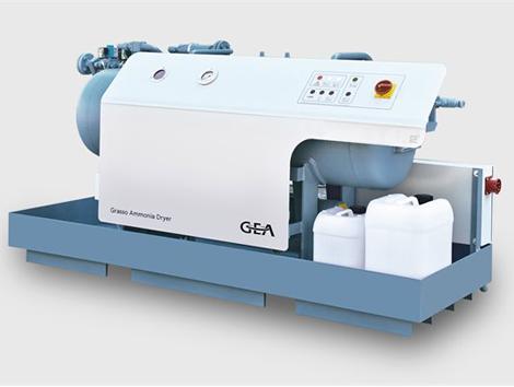Ammonia Dryer - Industrial and comercial refrigeración equipment