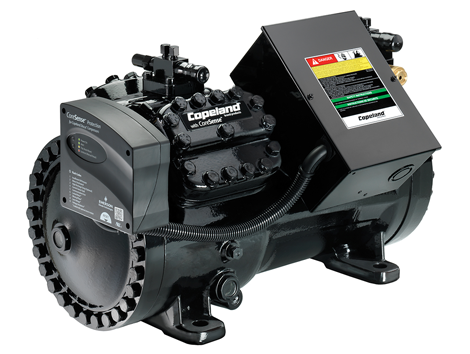 Semi Hermetic Compressors - Industrial and comercial refrigeración equipment