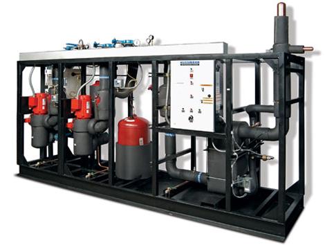 M Series - Industrial and comercial refrigeración equipment
