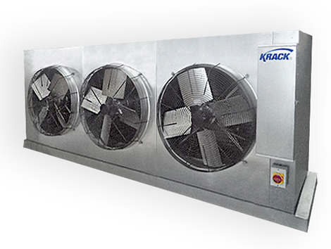 SM / SV Evaporator Series - Industrial and comercial refrigeración equipment