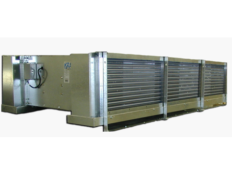 STC Series - Industrial and comercial refrigeración equipment