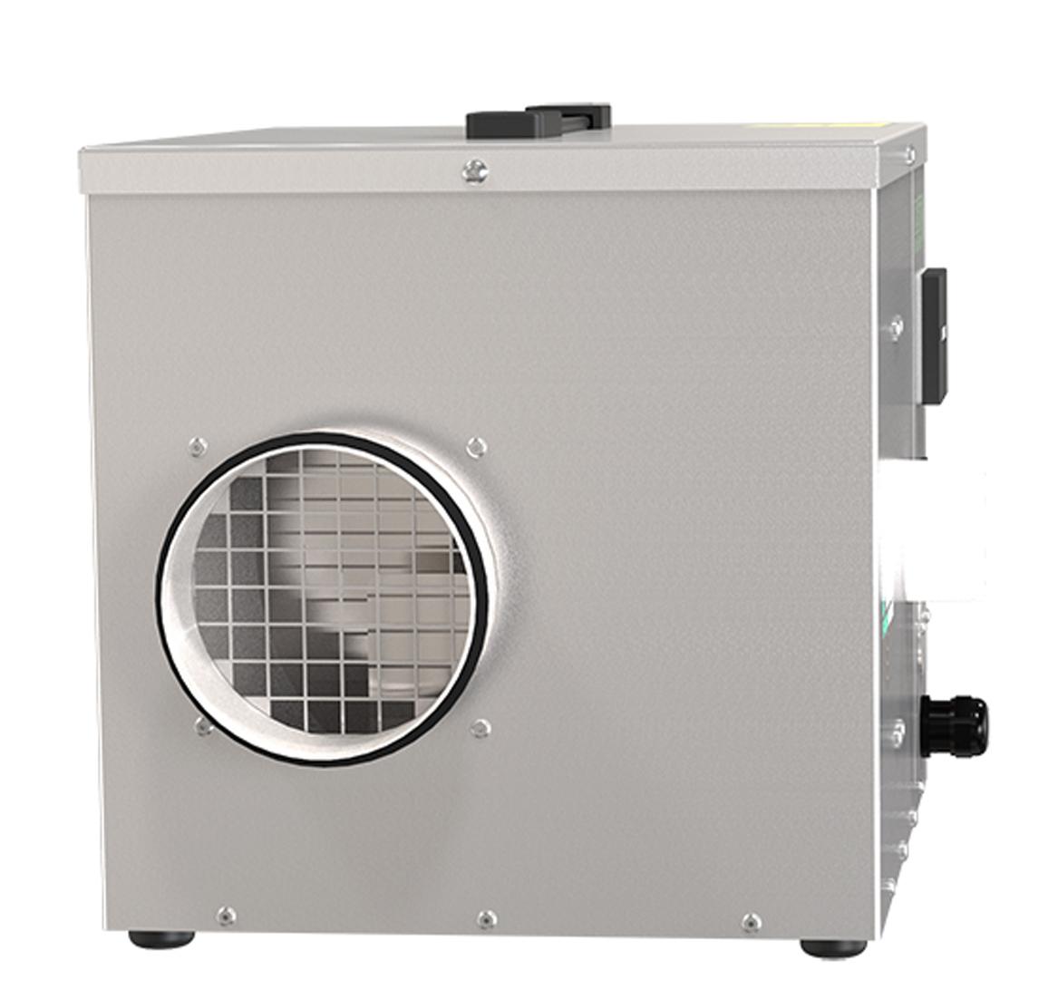 <p>CONSORB CS-5/-5L</p> - Industrial and comercial refrigeración equipment