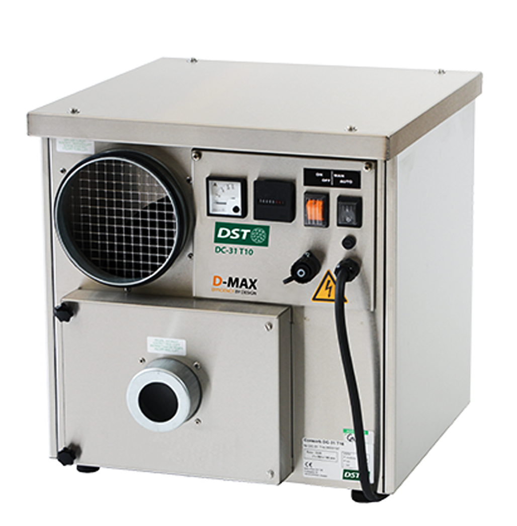 <p>CONSORB DC-31  T10/T16</p> - Industrial and comercial refrigeración equipment