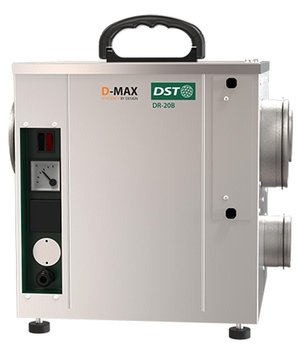 <p>RECUSORB DR-20B</p> - Industrial and comercial refrigeración equipment