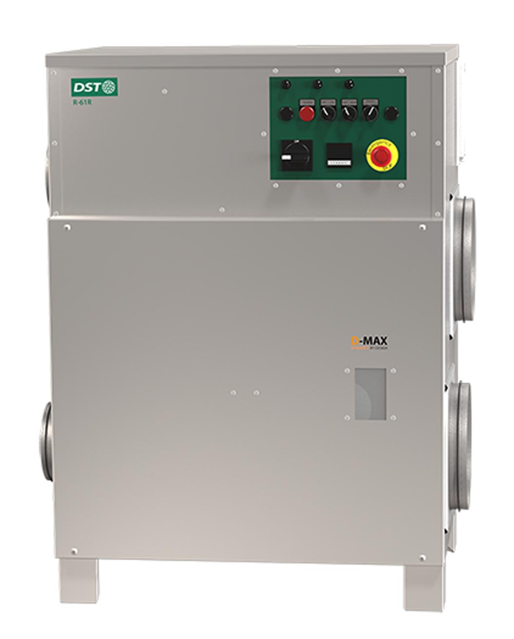 <p>RECUSORB R-51/61R</p> - Industrial and comercial refrigeración equipment