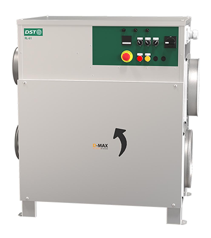 <p>RECUSORB RL-61/ICE/L/L ICE</p> - Industrial and comercial refrigeración equipment