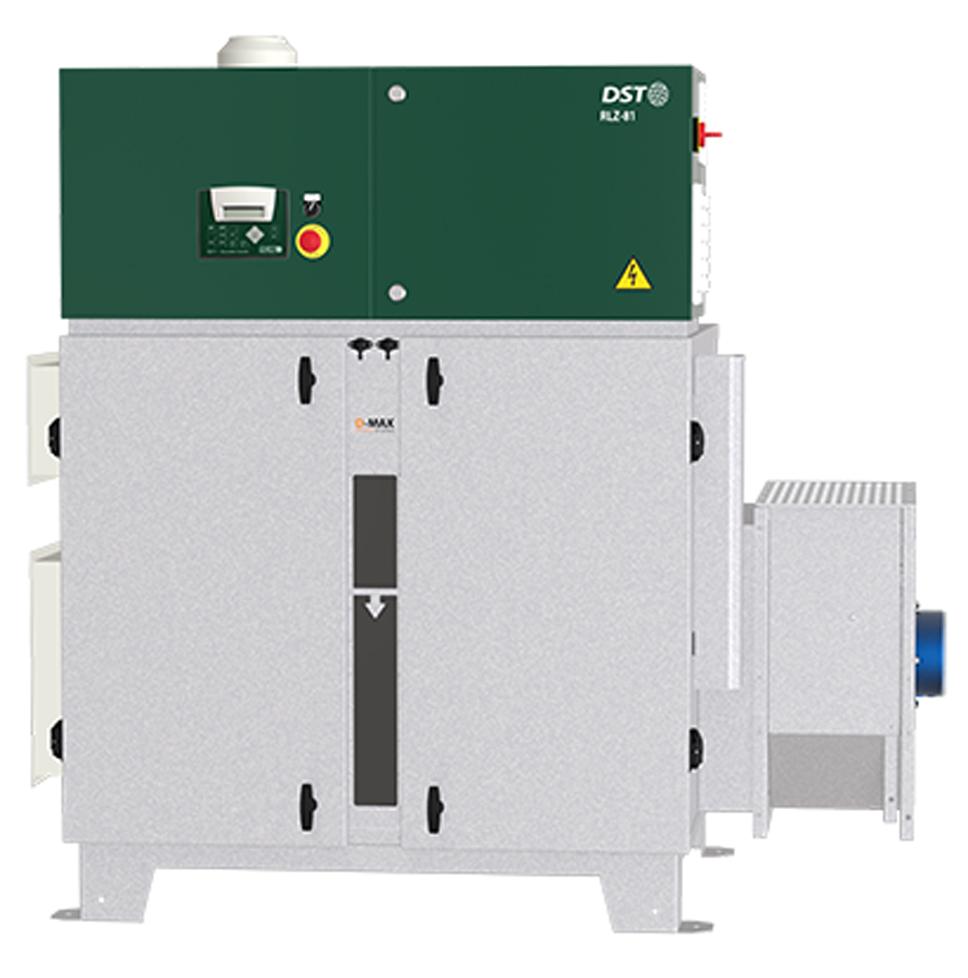 <p>RECUSORB RZ-SERIES STD/ICE</p> - Industrial and comercial refrigeración equipment