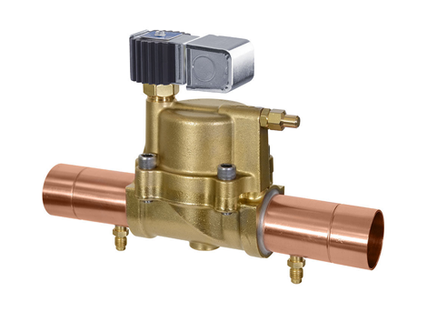 Defrost Differential Pressure Regulating Valves - Industrial and comercial refrigeración equipment