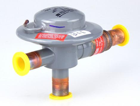 Condenser Pressure Regulating Valves - Industrial and comercial refrigeración equipment