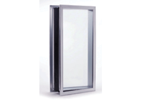 Window 2PVC Sliders - Industrial and comercial refrigeración equipment
