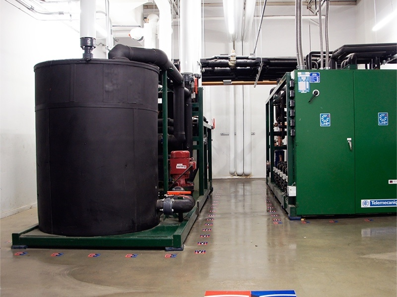 <p>Combinable module B (optional)</p> - Industrial and comercial refrigeración equipment