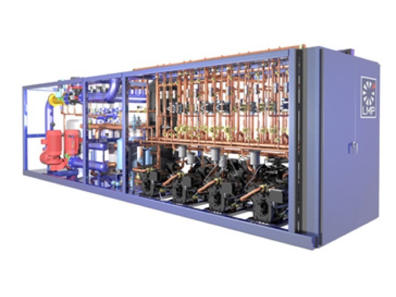 <p>Syntex Logan Series</p> - Industrial and comercial refrigeración equipment