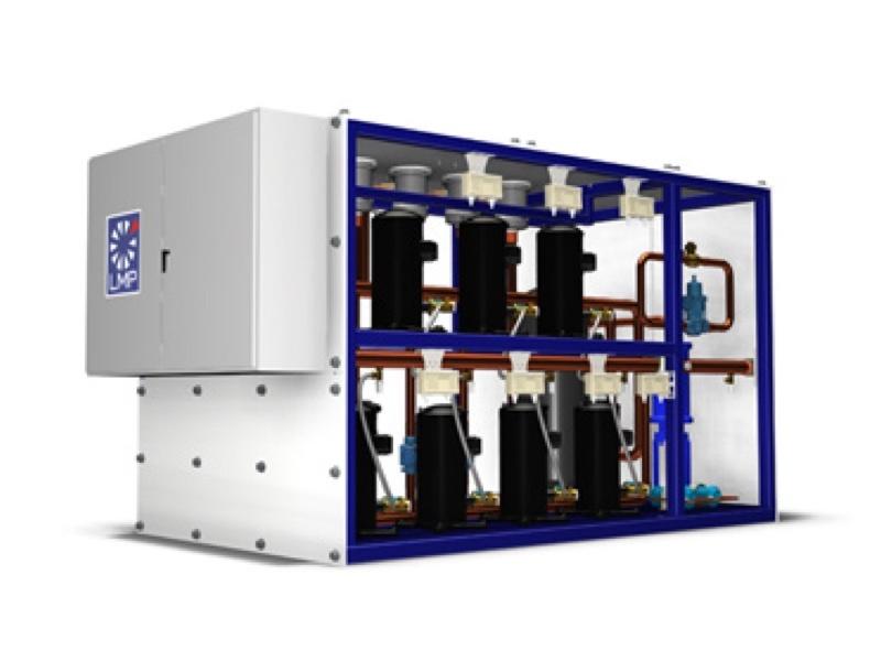 <p>Syntex Monarch Series</p> - Industrial and comercial refrigeración equipment