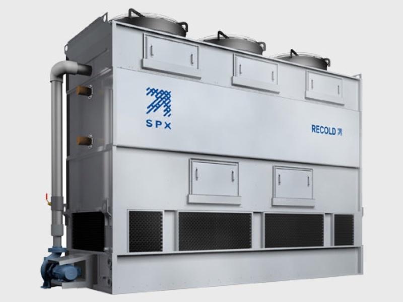 <p>Evaporative Condensers Recold LC</p> - Industrial and comercial refrigeración equipment