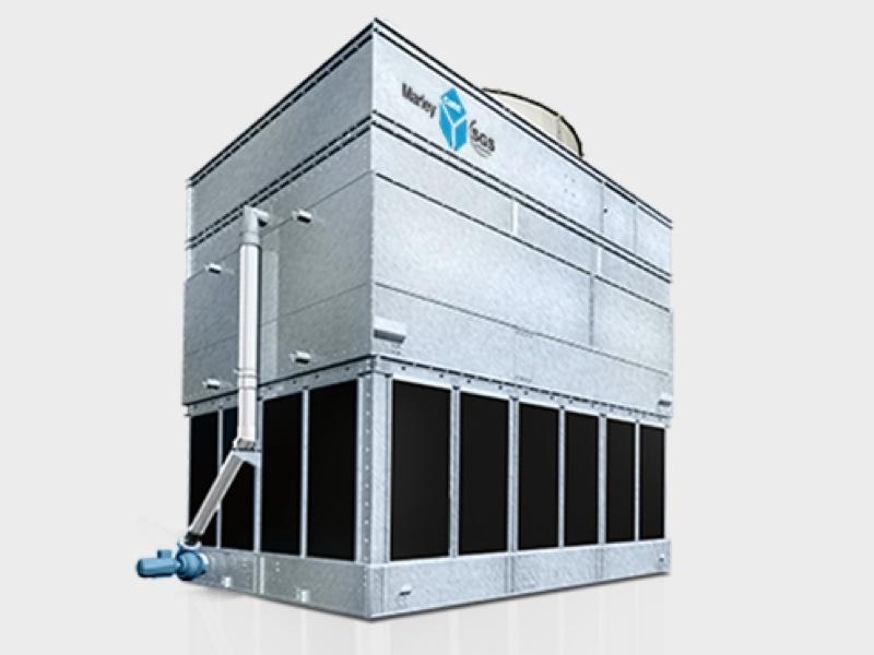 <p>Evaporative Condensers Cube DTC</p> - Industrial and comercial refrigeración equipment