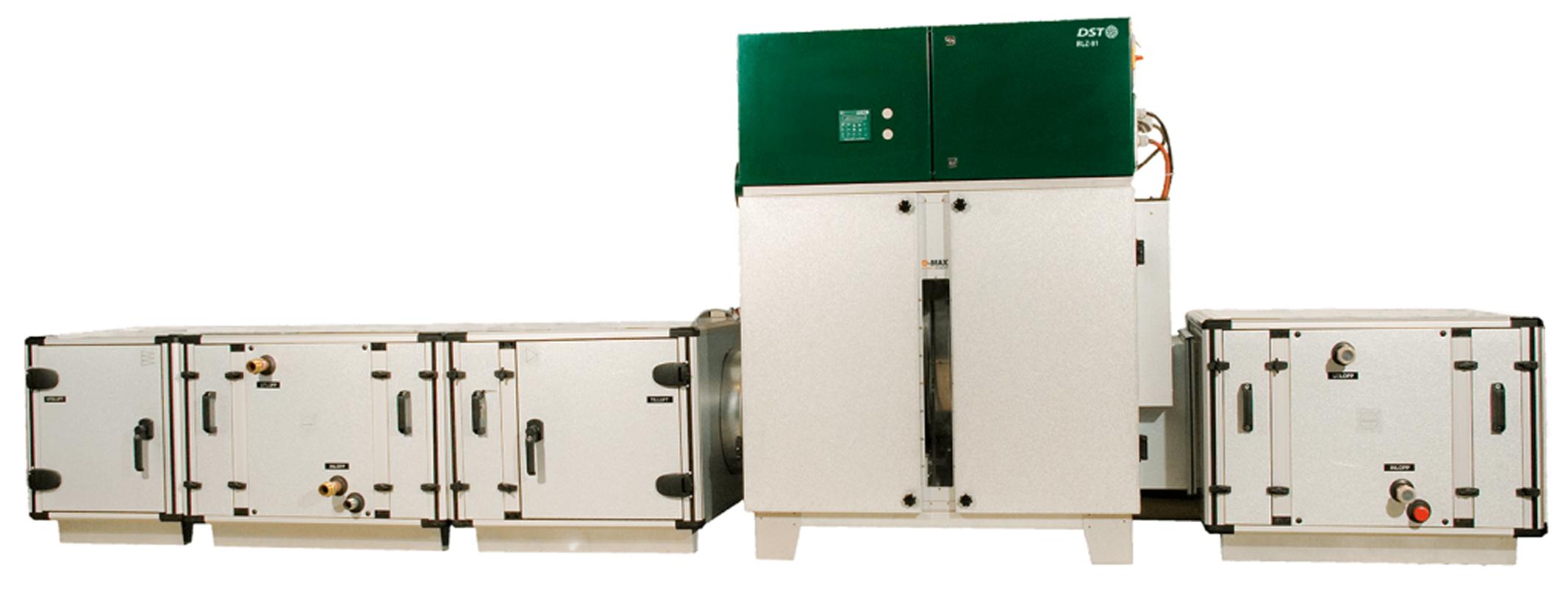 <p>RECUSORB RZ FLEX</p> - Industrial and comercial refrigeración equipment