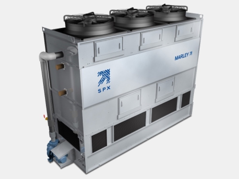 <p>Marley LW Fluid Cooler</p> - Industrial and comercial refrigeración equipment