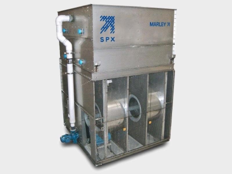<p>Marley MC Fluid Cooler</p> - Industrial and comercial refrigeración equipment